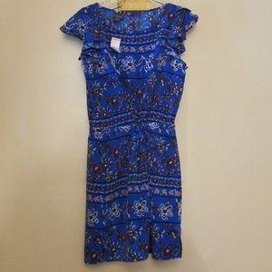 Nwt romper style dress